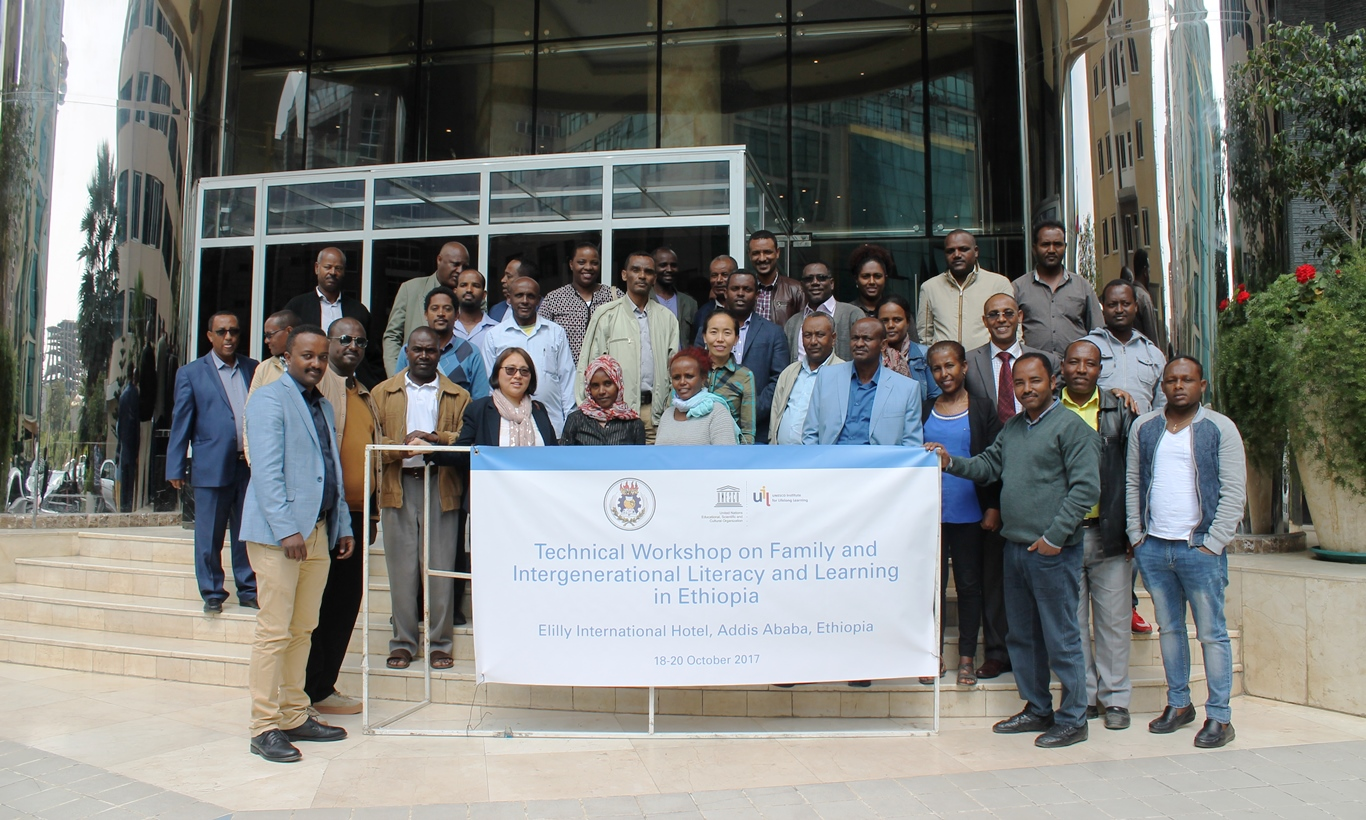 Family and intergenerational literacy and learning in Ethiopia | UIL