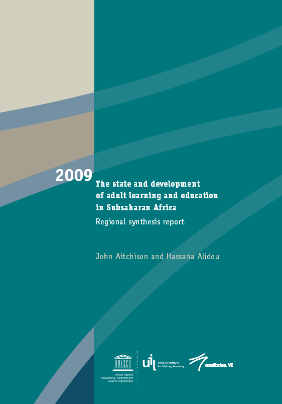 The state and development of adult learning and education in Subsaharan Africa