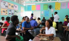 A snapshot of adult learning and education in Jamaica