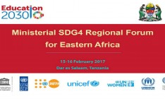 Ministerial SDG4 Regional Forum for Eastern Africa