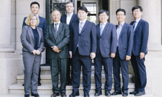 Delegation from Suwon City, Republic of Korea, including the Vice Mayor, Mr Han Kyu Lee and the Head of the Department of Education and Youth, Yong Deok Kim