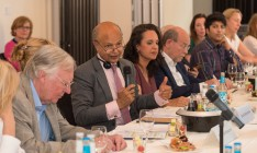 UIL Director Mr David Atchoarena talks to German parliamentarians and other key influencers in Berlin this week