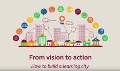 How to build a learning city?   UIL