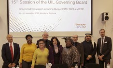 UIL Governing Board members 2019