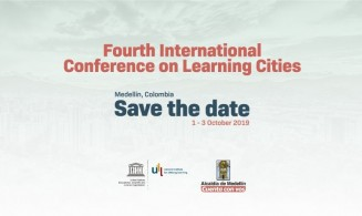 Save the date. 1-3 October Medellín