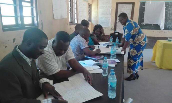 Adult learning in Tanzania