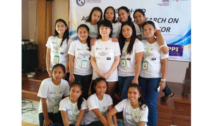Planting seeds of the empowerment of women in the changing world of work and life