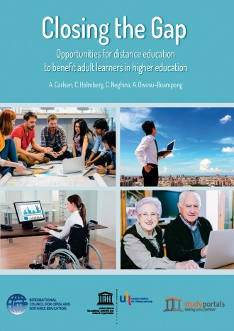 Commit Education of adult learner