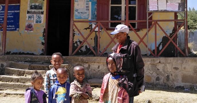 ALADIN member CODE Ethiopia