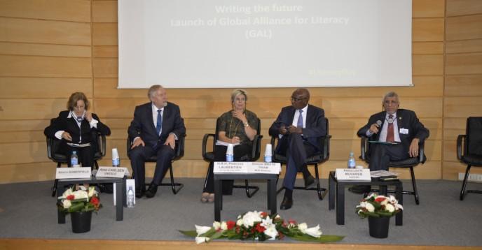 Inaugural meeting of the Bureau of GAL