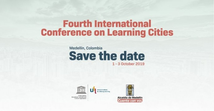 Save the date. 1-3 October. Medellín