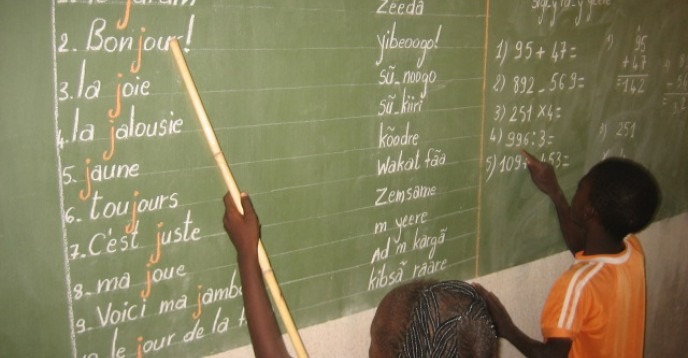 Bilingual Education Programme Burkina Faso Uil