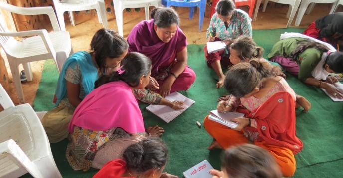 Family Literacy Programme, Nepal   UIL